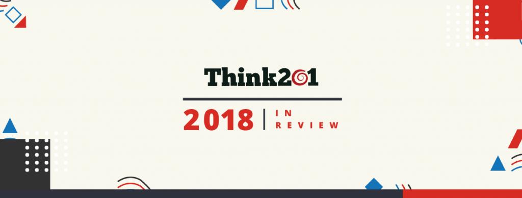 Thinking Back to 2018